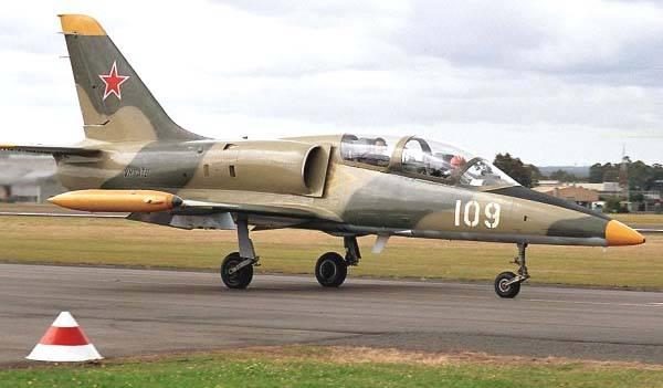 Служба и боевое применение учебно-тренировочного самолёта L-39 Albatros. Часть 1-я