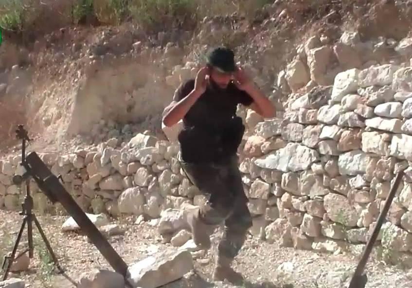 Террористы ИГИЛ выстрелили снарядами схлором вжилую деревню Ирака