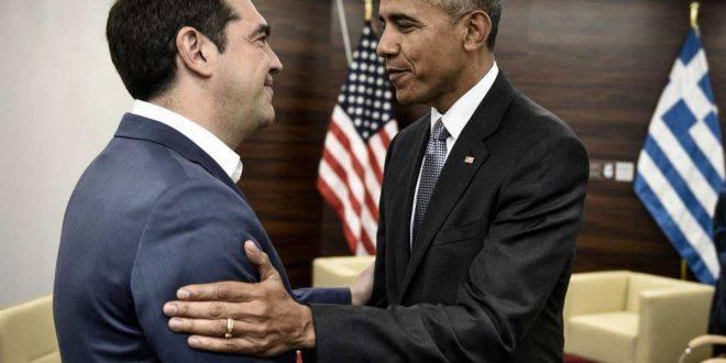 Обама предложит Греции закрыть порты для кораблей ВМФ РФ