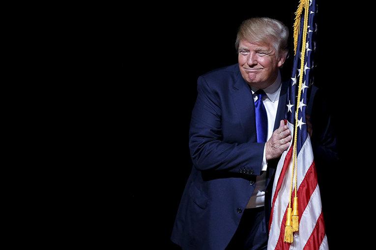 Трамп (ФБР) / Клинтон (ЦРУ) : 290/232