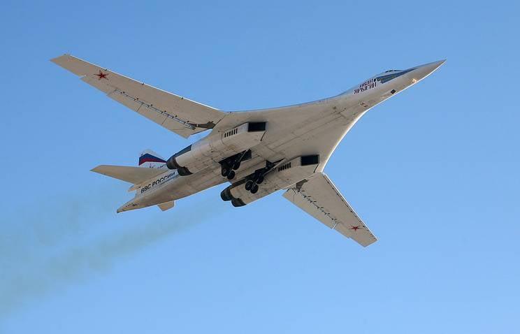 СМИ: ракетоносцы Ту-160 и Ту-95 в Саратовской области находятся в режиме боевого дежурства