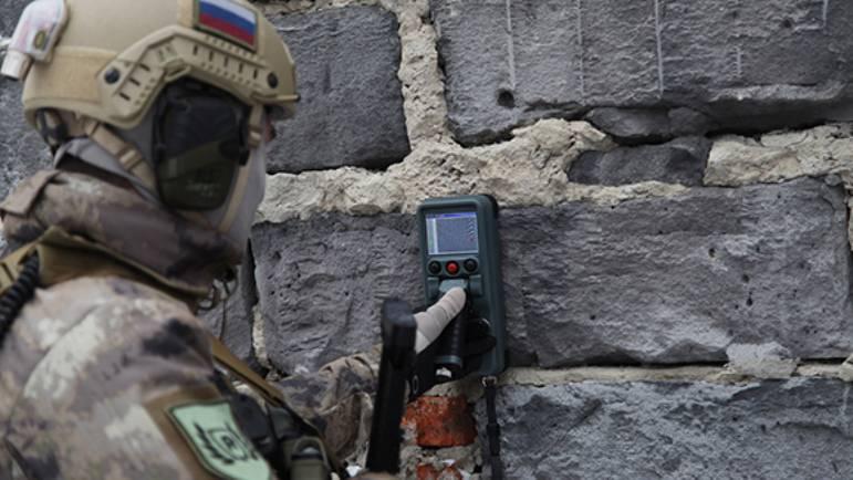 В России разработан портативный радар, «видящий» сквозь стены