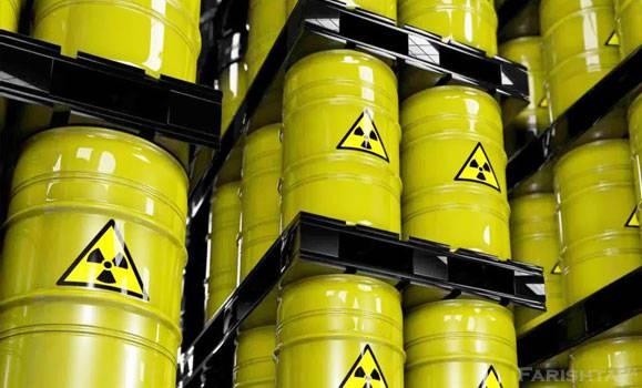Украина объявила о готовности начать производство ядерного топлива