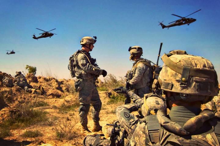 Боевики ИГ утверждают, что сбили американский вертолёт в Афганистане