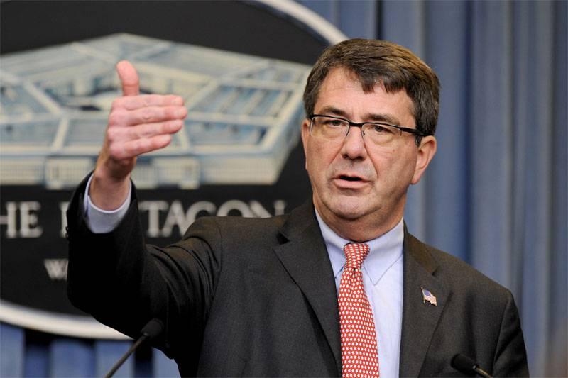 """Картер насчитал пять """"главных угроз"""" для США"""
