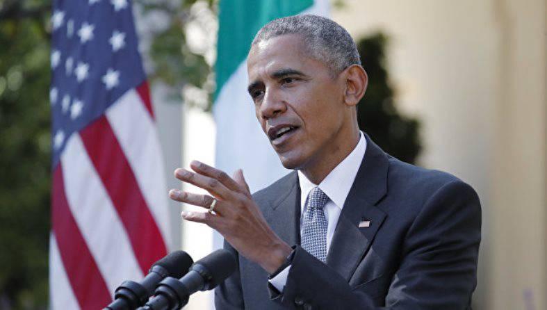 Обама исключил возможность операции в Сирии по «ливийскому сценарию»