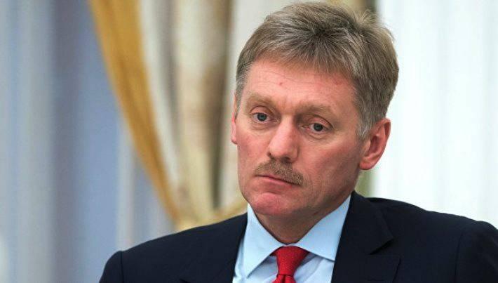 Песков: президент РФ во вторник открывает серию совещаний с руководством Минобороны и ОПК