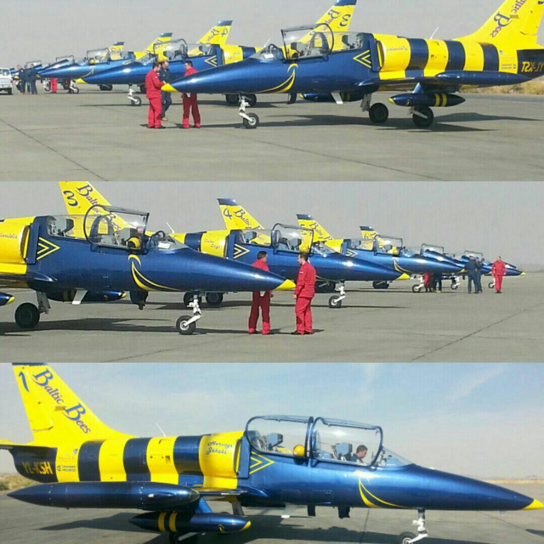 Авиасалон Iran Air Show 2016 открыт