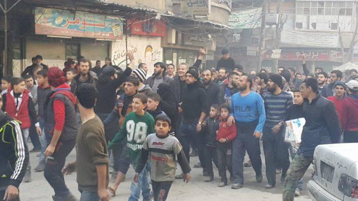 Сирийская армия начала штурм восточных кварталов Алеппо