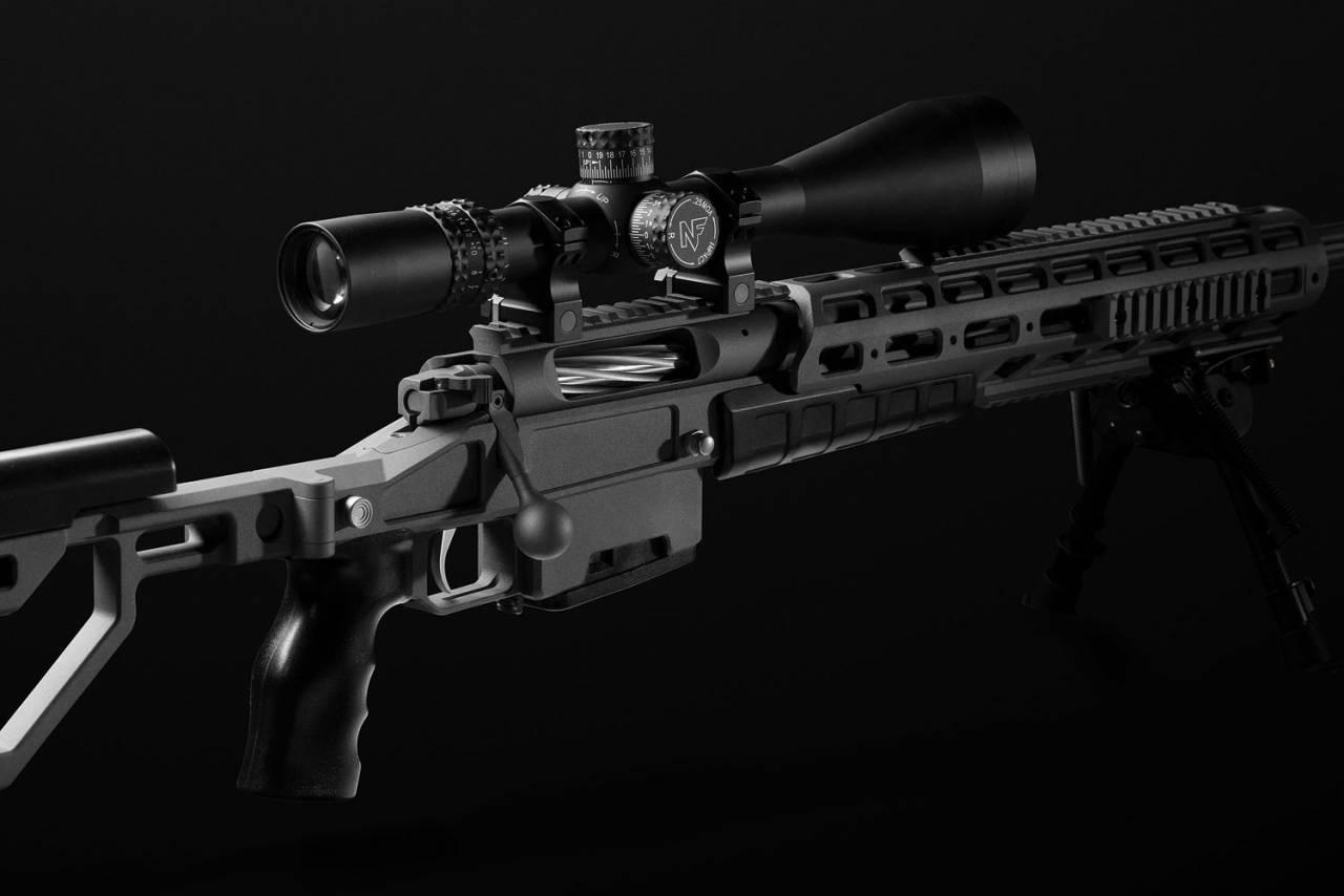 К серийному выпуску готова новая снайперская винтовка ...