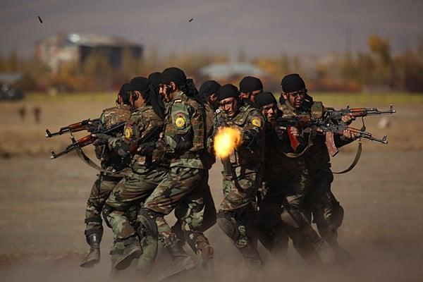 Объединённая группировка войск на Кавказе. Перспективы и цели