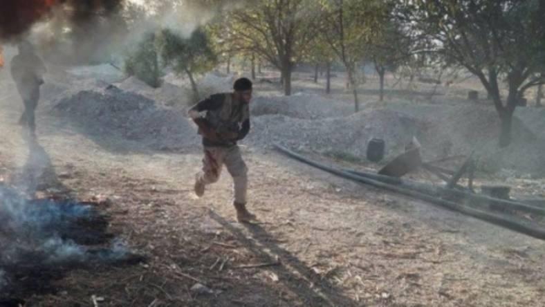 Российская Федерация помогает Турции освободить сирийский Эль-Баб отИГИЛ