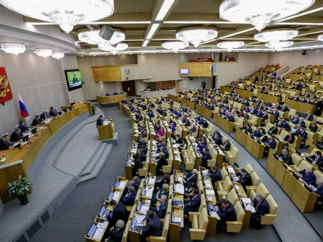 Депутаты Госдумы приняли решение о штрафных санкциях в отношении прогульщиков пленарных заседаний
