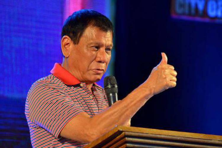 Президент Филиппин объявил о собственных надеждах надружбу сТрампом иПутиным