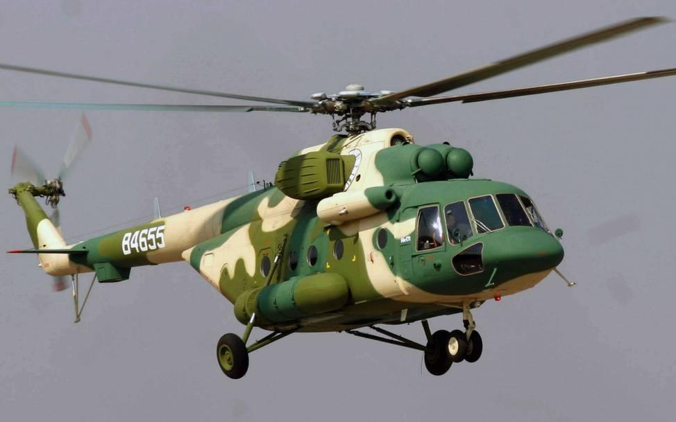 Очередная партия Ми-171Ш отправлена вБангладеш