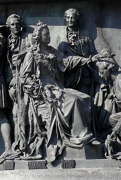 О «золотом веке» Екатерины II