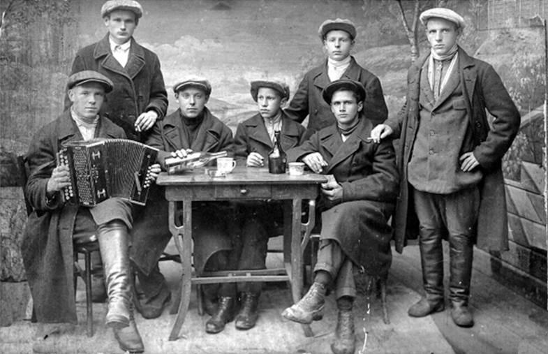 Проблема пьянства в Советской России 20-ых годов прошлого века и формирование «пьяного бюджета» (часть вторая)