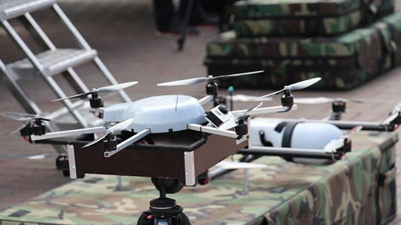 «Калашников» предложил проект роботизированного судна с беспилотниками на борту