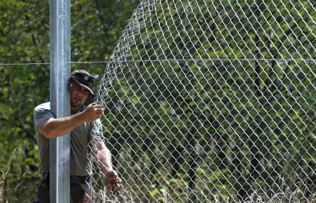 Спасёт ли Латвию «Великая стена»? Зачем на границе с Россией и Белоруссией строят забор?