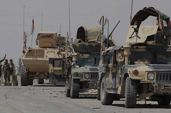 Боевики ИГИЛ атаковали центр Кабула