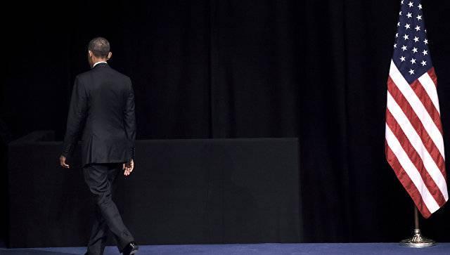 Обама в Берлине назвал Россию военной супердержавой