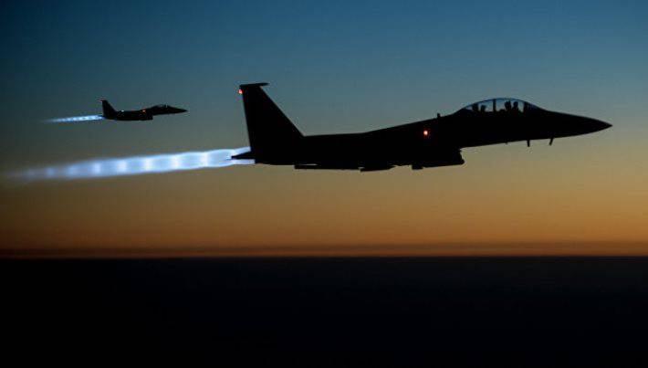 Госдеп США одобрил продажу более 70-ти F-15 Катару
