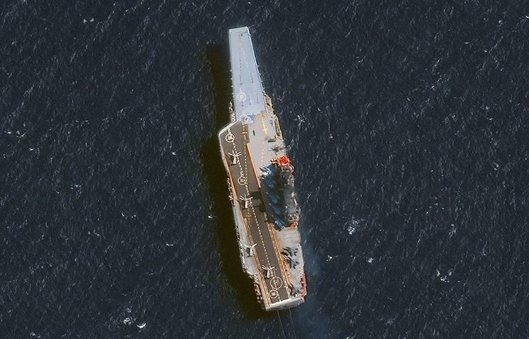 Чем вооружена Средиземноморская группировка ВМФ РФ