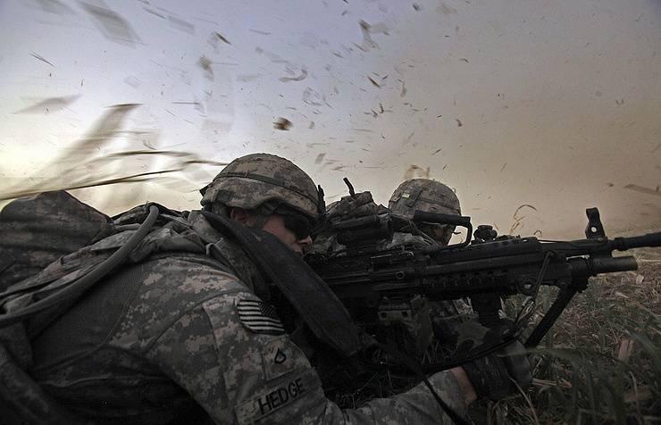 В Литве начинается учение НАТО «Железный меч»