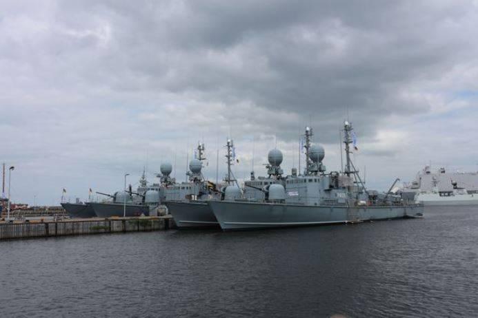 Последние «шнелльботы» выведены из состава германского флота