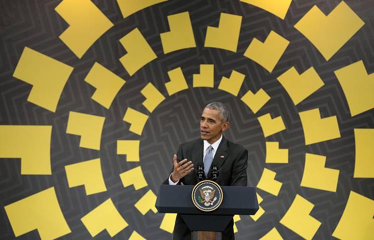 Обама: США продолжают оставаться «незаменимой страной»