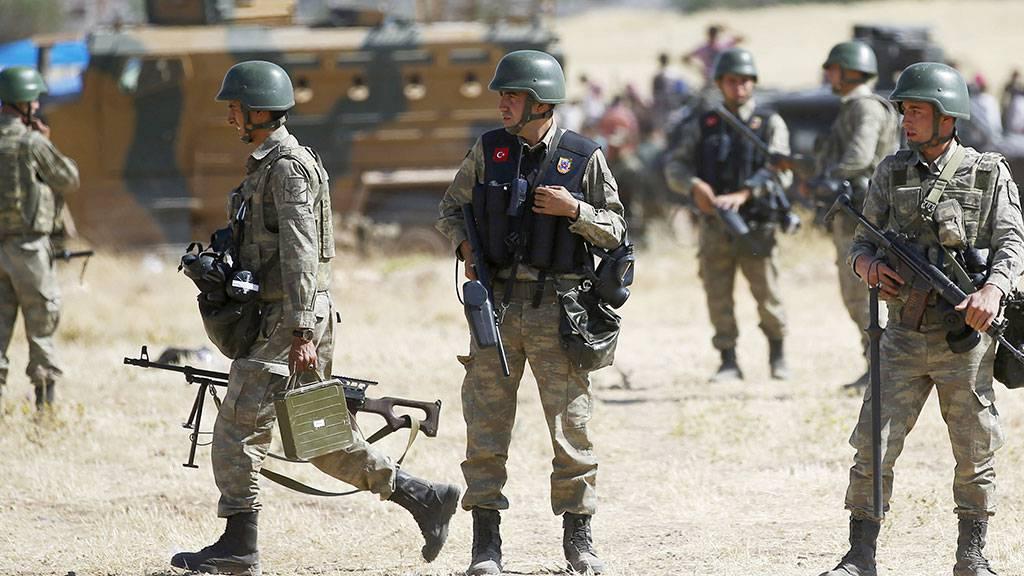 Турция уничтожила 9 объектов «Исламского государства» насевере Сирии