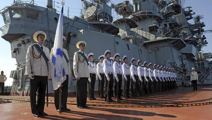 В Тартусе будет построена полноценная база российского флота