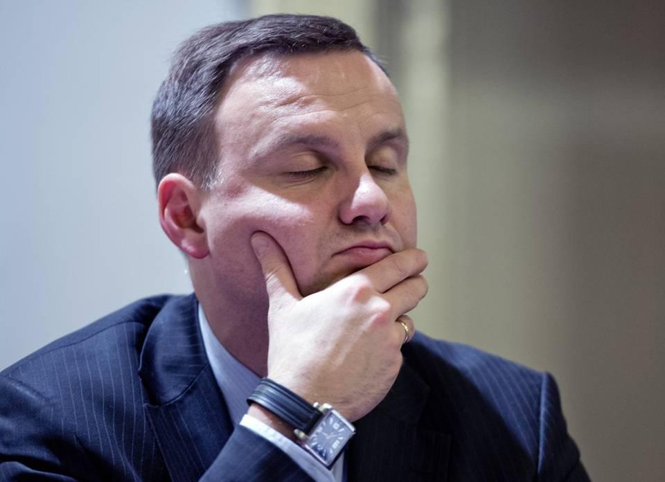Поляка задержали заподготовку кнападению напрезидента Дуду