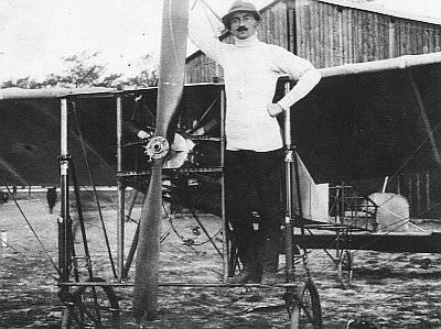Воздушная стража султана. Первые шаги османской военной авиации