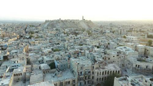 Сирийская армия уничтожила склад с оружием боевиков в восточной части Алеппо