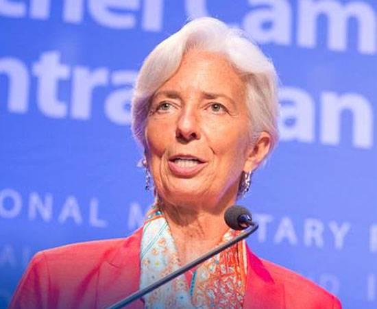 МВФ перенёс рассмотрение вопроса о предоставлении Киеву кредитного транша