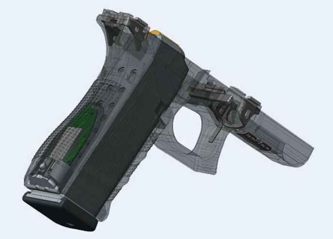 В США принят новый базовый стандарт для «умного» оружия