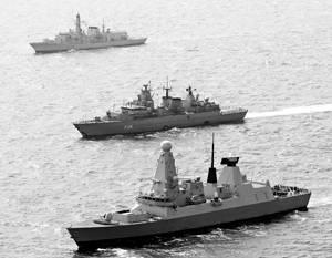 Британский флот перестал соответствовать амбициям Лондона