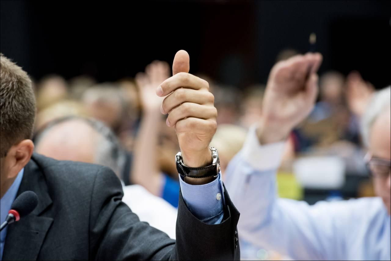Постпред Российской Федерации приЕС назвал резолюцию Европарламента выходящей запределы морали