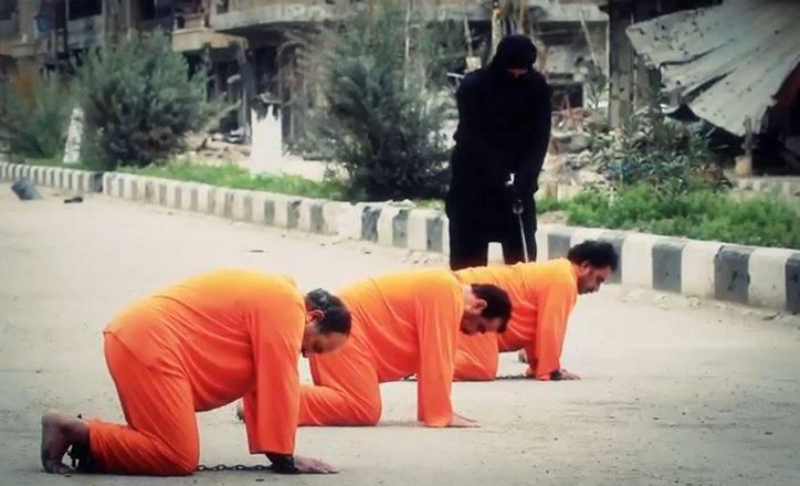 Ополчение, составленное из гражданских лиц в Мосуле, встало на сторону ИГИЛ