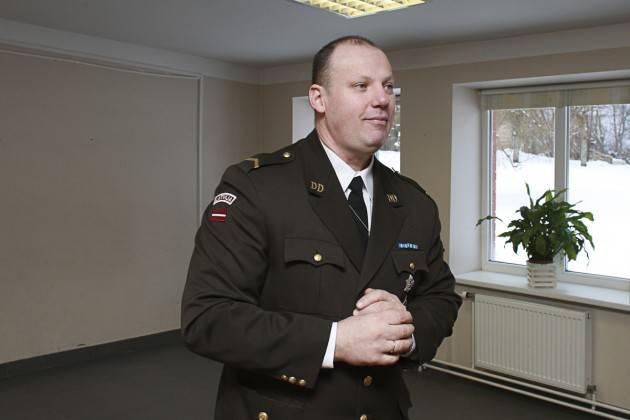 """Латвия ожидает российских военных экспертов для обсуждения """"взаимных озабоченностей"""""""
