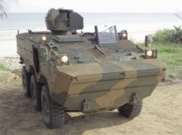 Бразильская армия получит новые БТР Guarani 6