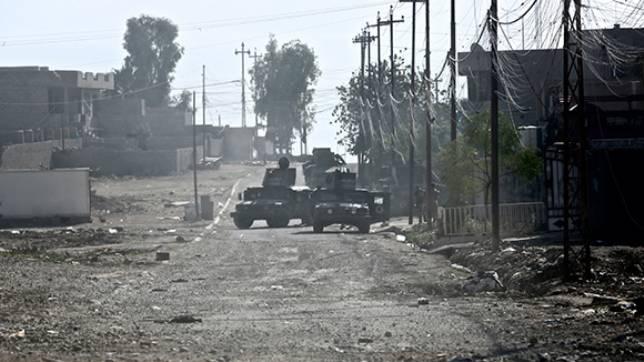 СМИ: в Ирак переброшены подразделения «красной» дивизии ВС США