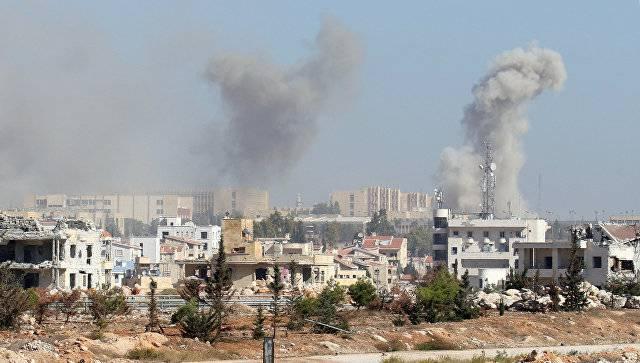 Госдеп снова обвинил Россию в авиаударах по Восточному Алеппо, сославшись на «уважаемые организации»