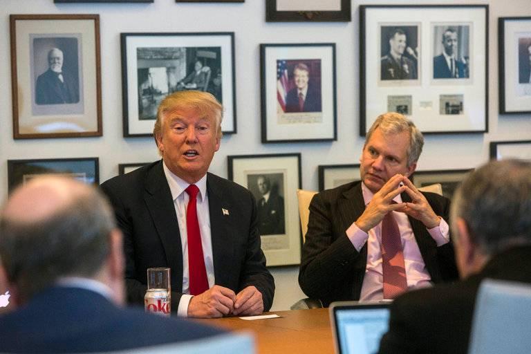 """Трамп ответил на вопрос о том, ожидать ли """"перезагрузку"""" отношений США и России"""