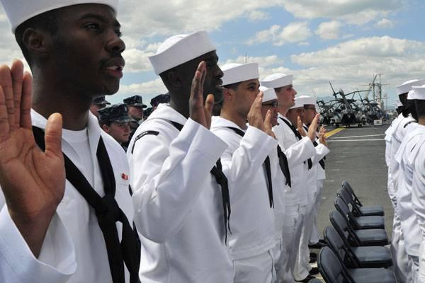 СМИ: Хакеры получили данные 134 тыс. военнослужащих ВМС США