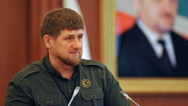 Кадыров привлечет «крутых ребят» изсоедененных штатов для подготовки спецназа вЧечне