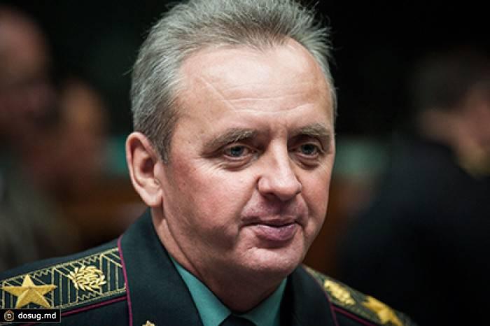 Муженко: Украина готова к масштабным военным действиям на своей территории