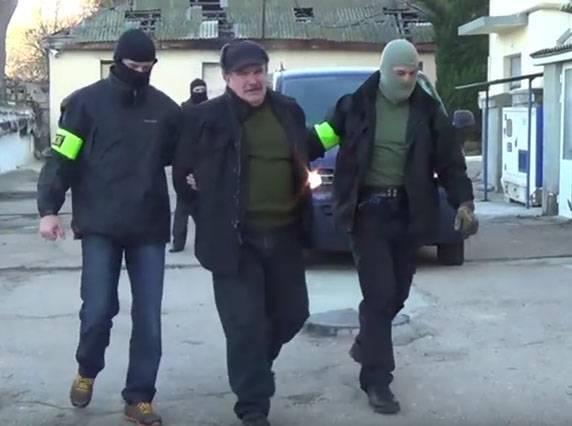 В Севастополе задержан капитан второго ранга запаса ЧФ, действовавший в интересах ГУР МО Украины
