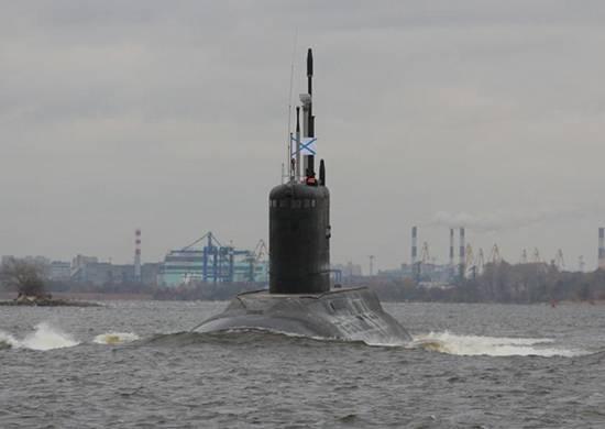 Шестая «Варшавянка» принята в состав Черноморского флота